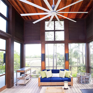 High Performance Ceiling Fans