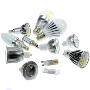 LED Bulbs by Type